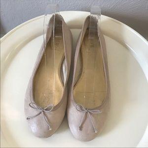 J. Crew Ballerina Flats